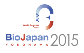 BioJapan 2015 World Business Forum ロゴマーク
