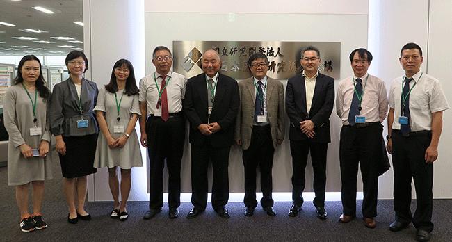 トピックス中国・雲南省の感染症分野の専門家がAMEDに来訪しました